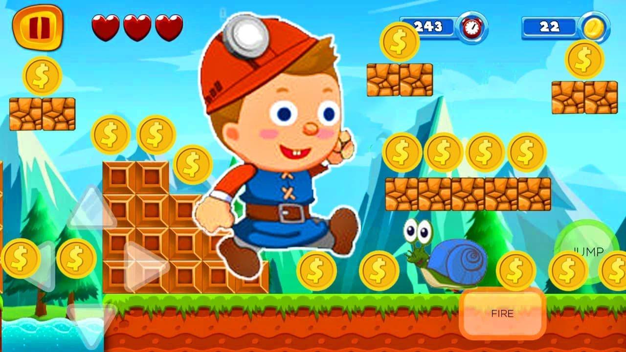 Miners Adventure - Juegos Para Niños Pequeños - Videos Divertidos