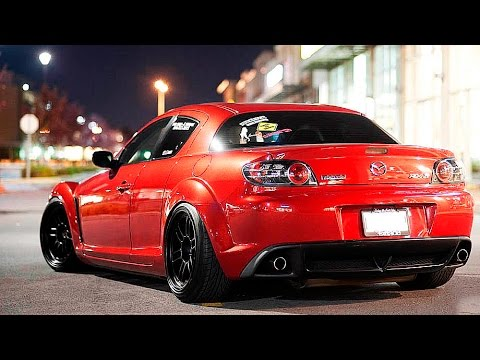 mazda rx8. ultimate mazda rx8 sound compilation rx8 s