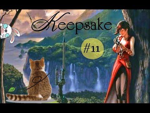 Прохождение Keepsake: Тайна Долины Драконов #16 ФИНАЛ (без комментариев)