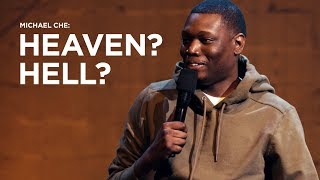 Michael Che - Heaven and Hell 2017 Video