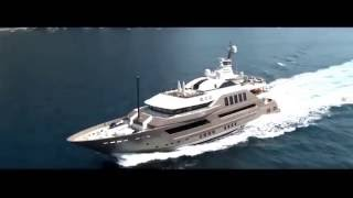 CRN Yachts   Motor Yacht JAde 60 mt 480p