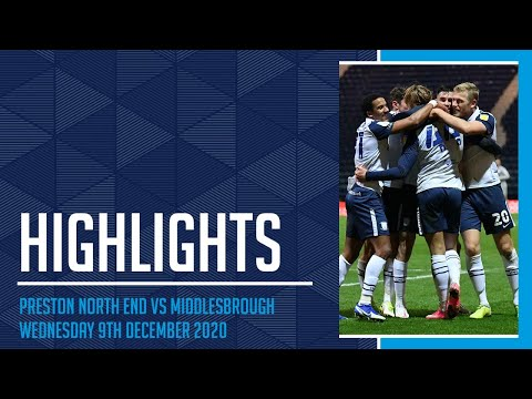 Preston Middlesbrough Goals And Highlights