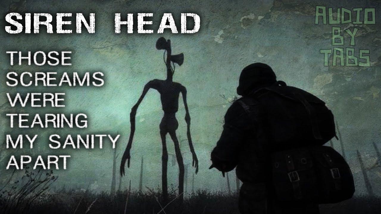 Siren Head A Soldier S Story Creepypasta Youtube