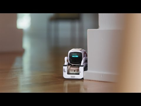 Cozmo is what happens when AI meets mischievous child