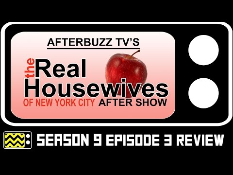 Real Housewives Of New York City Season 9 Episode 3 Review & After Show | AfterBuzz TV