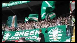 Green Brigade Zombie Nation in Section 111 Mocking the death of Rangers