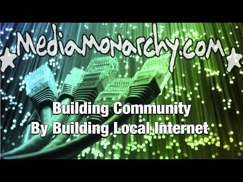 Building Community By Building Local Internet - #GoodNewsNextWeek