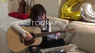 Photograph Ed Sheeran (Cover) - Michelle Ngn