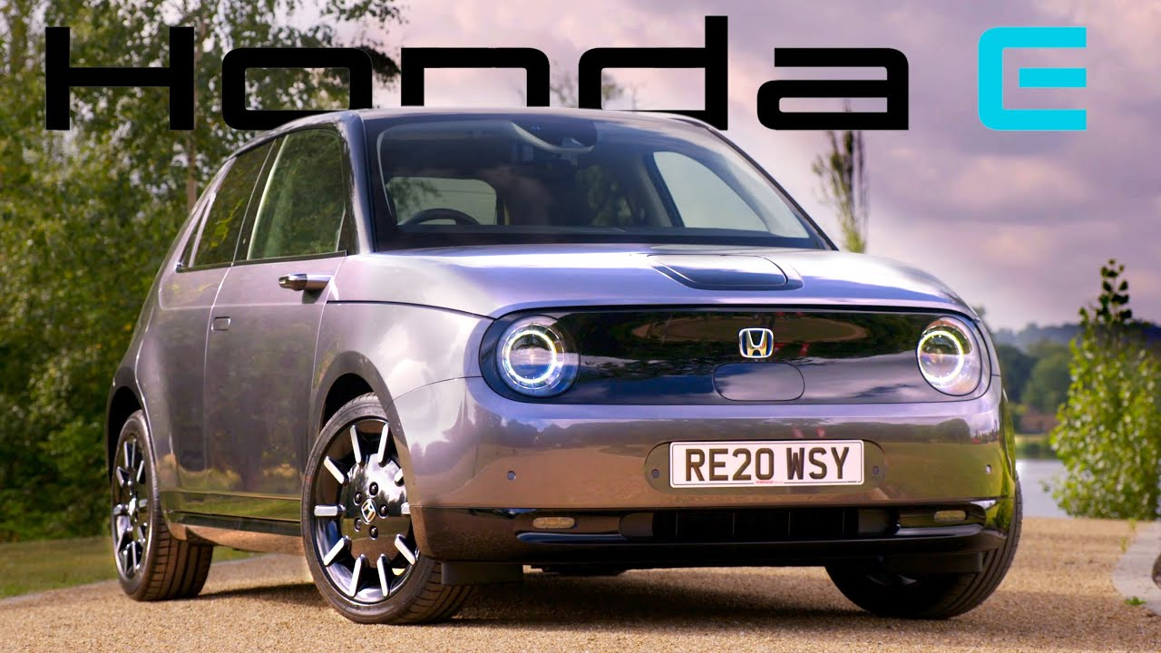 Honda E: In-Depth, Electric Car