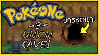 ZWIEDZAMY UNION CAVE! - POKEONE #3 /w JudiMakeFun