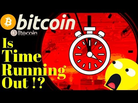 ⏲bitcoin-running-out-of-time!?⏲bitcoin-litecoin-price-prediction,-analysis,-news,-trading