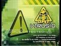 VA - DHT Virus 10 (2003) (DANGER HARDCORE TEAM)