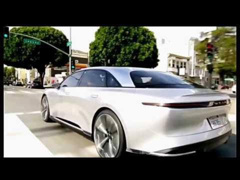 2019 Lucid Air - Revolution Car!