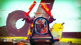 DESTINY 2 Inverted Spire Strike Gameplay