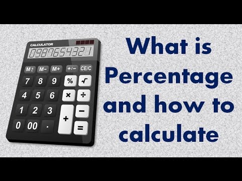 What Is Percentage And How To Calculate It
