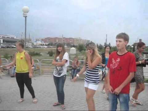 Акция ♥♥♥День поцелуев♥♥♥ в Волгодонске