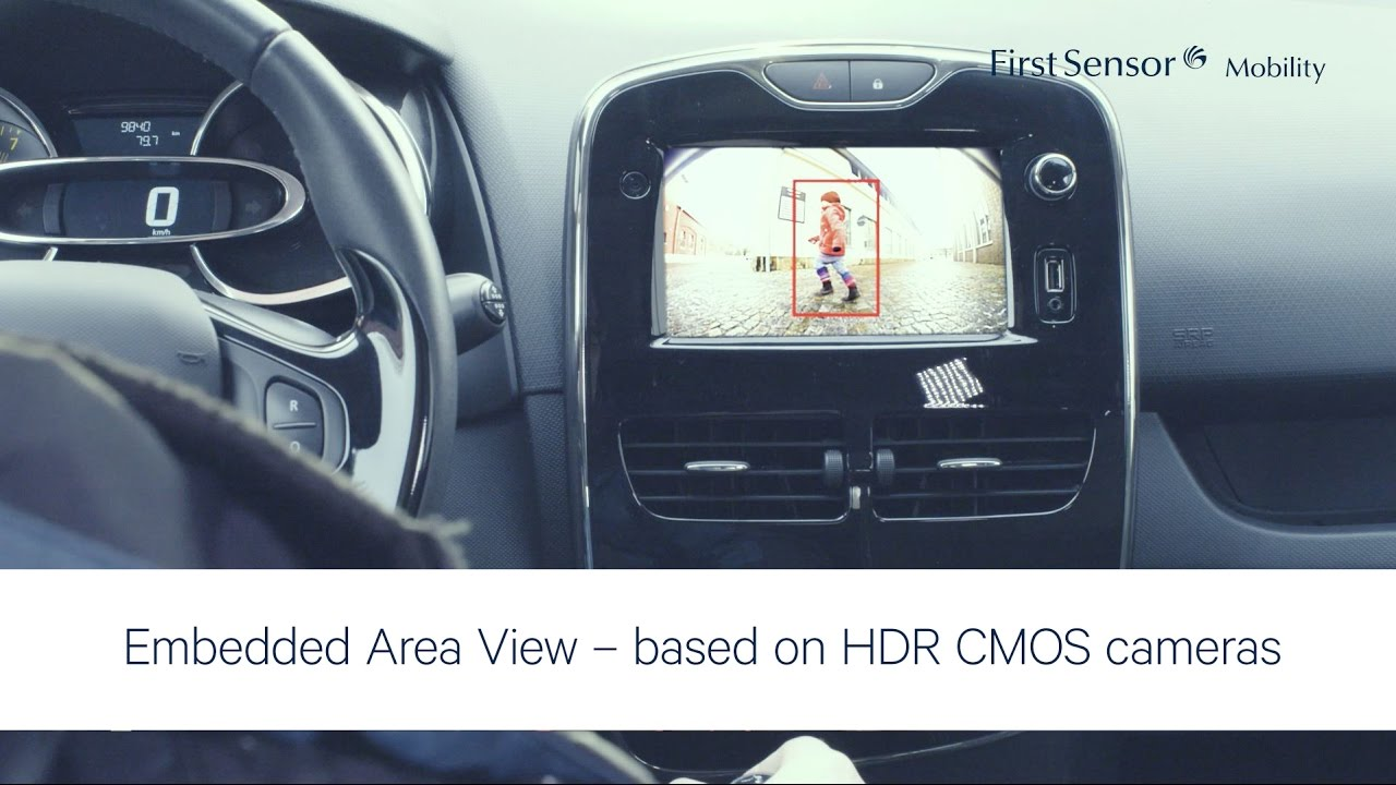 Advanced driver assistance systems | First Sensor Mobility