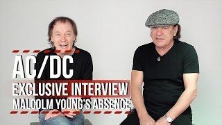 AC/DC: Angus + Brian Discuss Malcolm