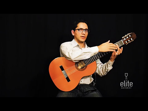 Learn to play Cavatina - EliteGuitarist.com Classical Guitar Video Tutorial Part 1/4