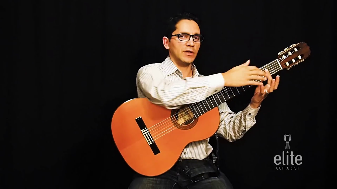 learn to play cavatina classical guitar video tutorial part 1 4 guitar. Black Bedroom Furniture Sets. Home Design Ideas