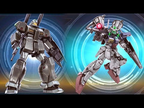 Gundam: Battle Operation 2 - GP01Fb Step-Up Event & Gm Cannon II (full Commentary)