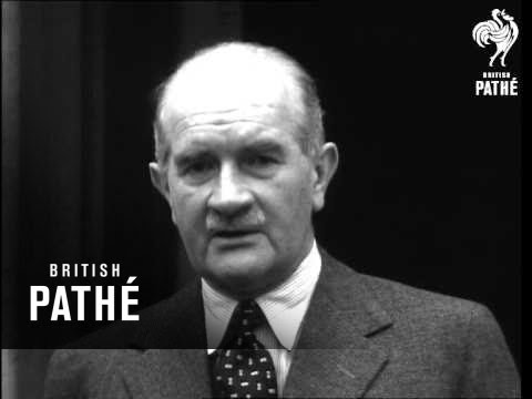 Interview With Sir William Slim On His Appointment As Governor General Of Australia (1952)