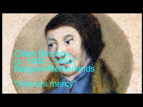 Renaissance Composers Pt. 1 - The Burgundian School (Tapissier to Besard)