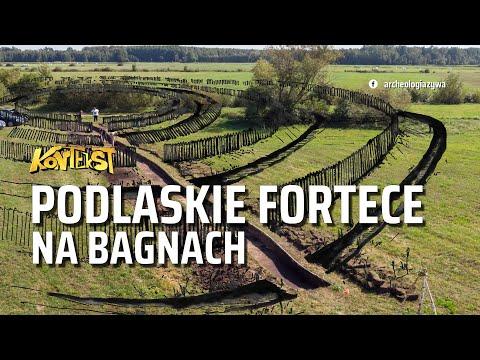 KONTEKST 30 - Podlaskie fortece na bagnach - A. Wawrusiewicz, A. Piasecki, K. Żurek