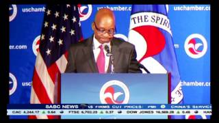 SA is open for business partnerships: Zuma