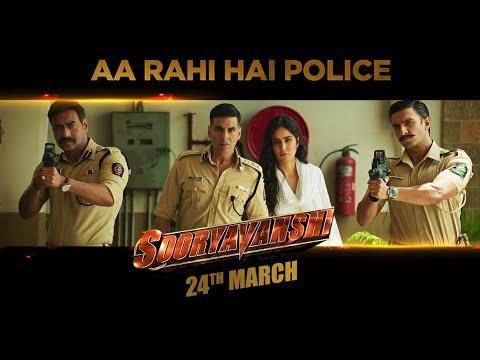 Sooryavanshi | Date Announcement | Akshay K, Ajay D, Ranveer S, Katrina K| Rohit Shetty | 24th March