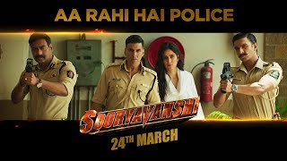 Download Sooryavanshi | Date Announcement | Akshay K, Ajay D, Ranveer S, Katrina K| Rohit Shetty | 24th March Mp3 and Videos