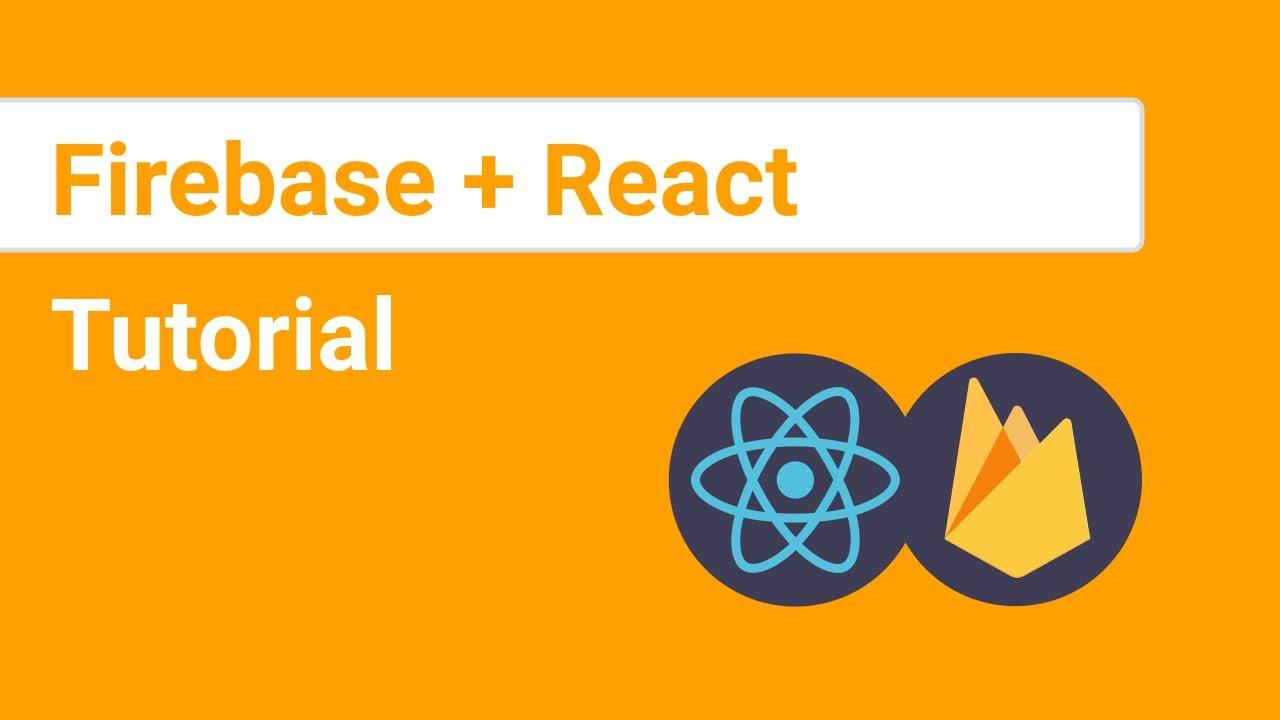 Firebase & React Tutorial   Build a Todo App