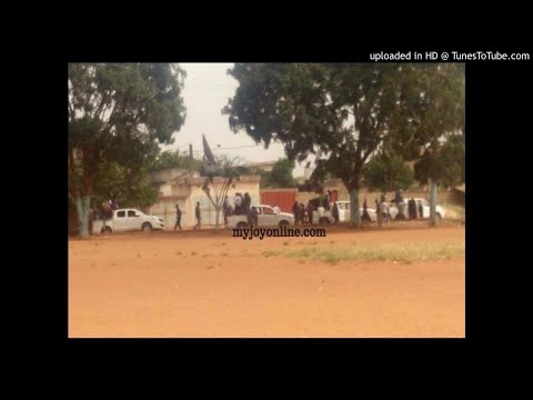 Togo Military officers goes from home to home