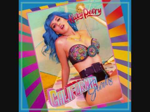 Katy Perry  - California Gurls instrumental