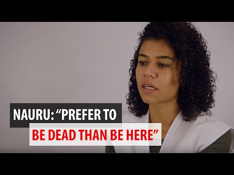 NAURU: MSF Psychiatrist Carolyne Lima shares her story