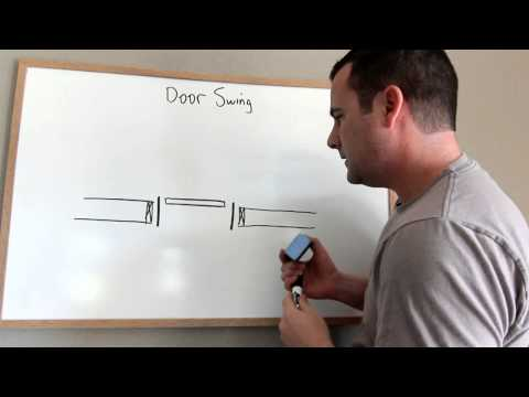 Door swing Basics (#4013)