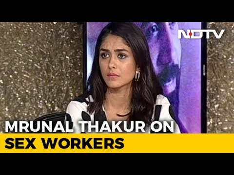 """A Sex Worker Told Me..."": Mrunal Thakur's Heartbreaking Encounter During Love Sonia thumbnail"