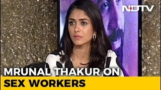 """A Sex Worker Told Me..."": Mrunal Thakur's Heartbreaking Encounter During Love Sonia"