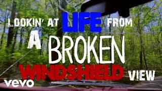 Chris Lane - Broken Windshield View (Lyric)
