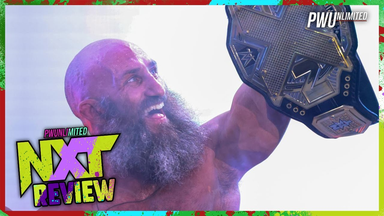 Goldie 2.0 | WWE NXT Review (9/14/21)