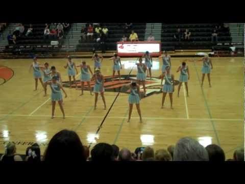 Oviedo HS Mane Attraction Varsity 2012 - Heaven Is A Place On Earth