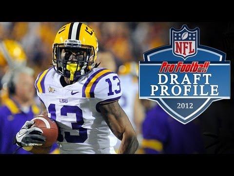 LSU CB Ron Brooks Draft Profile