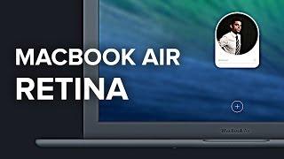 """Macbook Air RETINA 12"""" - [2014]"""
