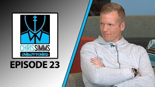 Simms' final NFL mock draft, Ed Oliver & Devin White | Chris Simms Unbuttoned (Ep. 23 FULL)