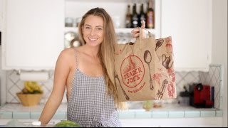 What I Buy At Trader Joes // GROCERY HAUL!
