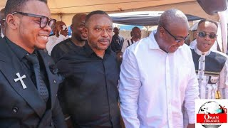 Mahama finally H.i.t.s Back @ Rev Owusu Bempah. The Bible knows you are biase prophet