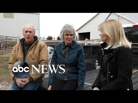Farmers in Iowa talk about fear factor of tariff threats from China