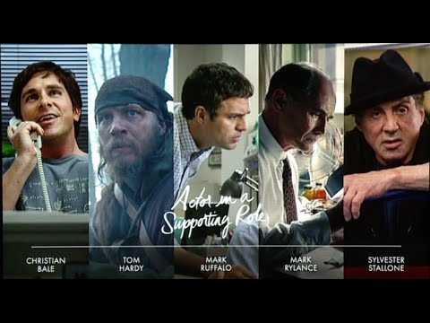 Best Supporting Actor Nominees for 88th Academy Awards