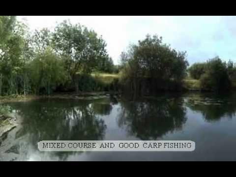Lakeside Fishery In Ranskill.