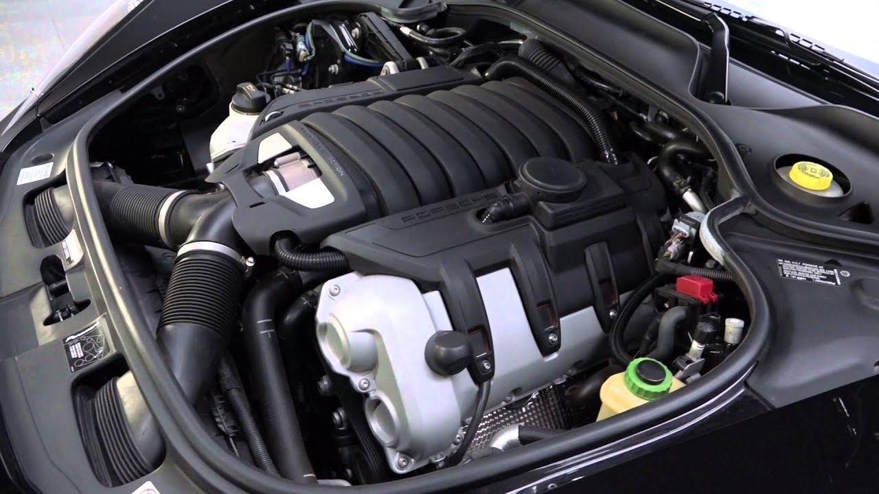 135458 2012 Porsche Panamera 4s Youtube